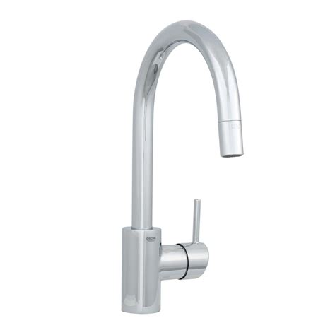 kitchen faucet grohe grohe concetto single handle pull out sprayer kitchen