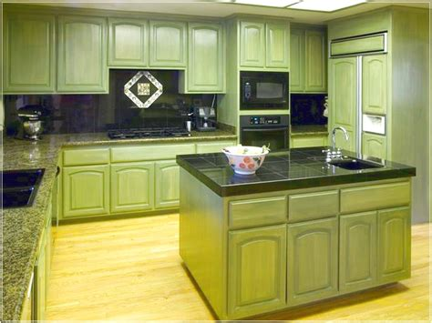 Green Kitchen Cabinets With Black Appliances by Green Kitchen Cabinets With Black Appliances Choosing Your