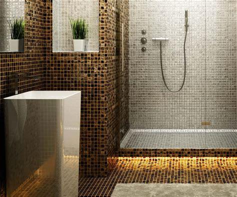 mosaico per doccia piastrelle a mosaico mosaico doccia muratura