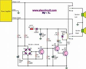 Speaker Protection Circuit With Pcb Layout