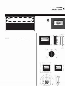 Murphy Automobile Parts Shd30 User Guide