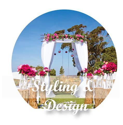 wedding decorations ceremony stylist reception brisbane