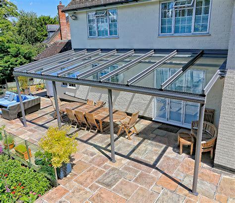 glass veranda by verandas uk