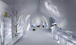 8 Unreal Ice Hotels, Igloos and Frozen Designs | TheCoolist