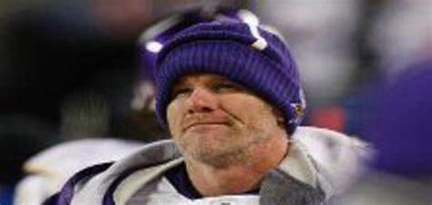 Brett Favre Uncertain Against The Patriots Steroids Live