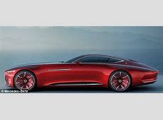 Mercedes reveal latest Maybach which is 6m in length and