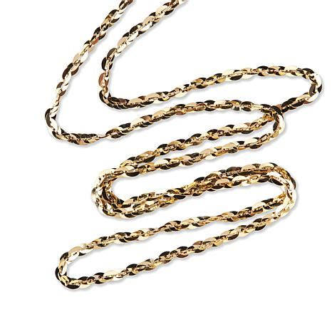 michael anthony jewelry  cleo link chain necklace