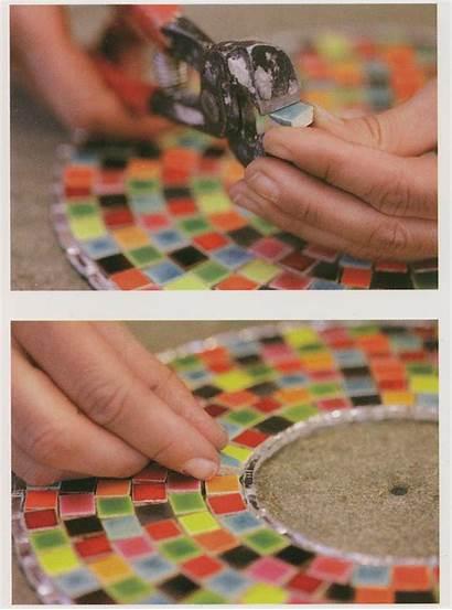 Projects Decorative Mosaics Guide Beginner Books Mosaic