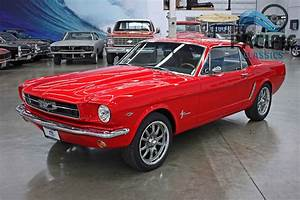 1965 Ford Mustang 331 / 5 Speed – Pacific Classics