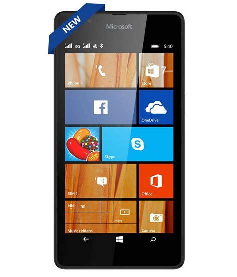 microsoft lumia 540 8gb buy microsoft lumia 540 8gb at low price in india snapdeal