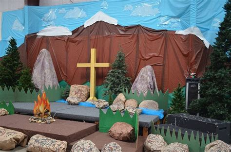 Decorating Ideas For Everest Vbs by Room Decorations Incorporate Into Bible Expeditions Room