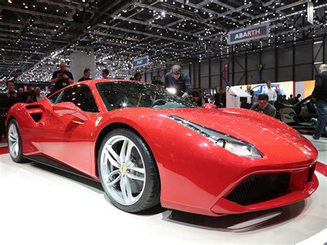 Top 10 Sports Cars At The Geneva Motor Show