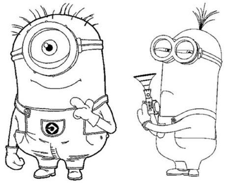 divertidas imagenes de los minions  dibujos