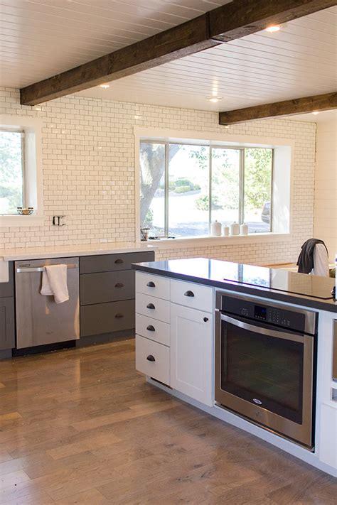 Kitchen Chronicles A Diy Subway Tile Backsplash, Part 1