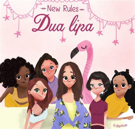 Basma Hosam - New rules song by dua lipa