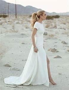 popular casual short beach wedding dresses buy cheap With beach casual wedding dress