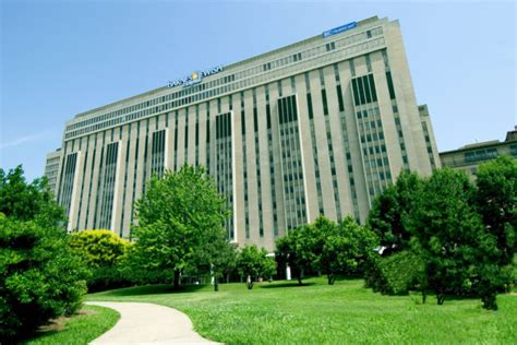 Barnes Hospital In St Louis by Barnes Hospital Cardiovascular Division T