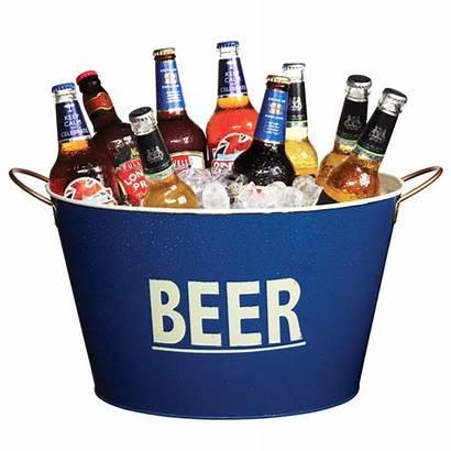 Beer Buckets Booze Bucket Cooler Beers Tin