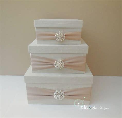 wedding card box holder wedding money box diy place