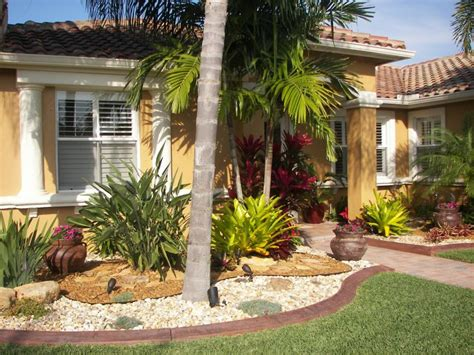 landscaping ideas for florida front yard lendro plan front yard landscaping ideas pictures florida