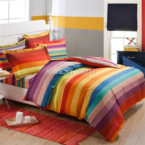 rainbow bedding full home decor interior exterior
