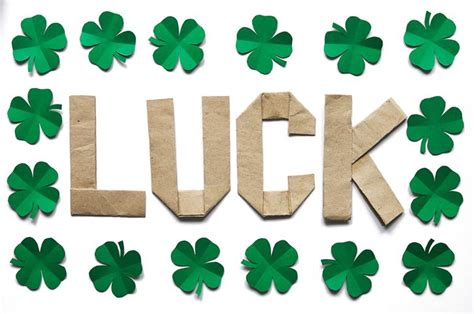 The luck of the Irish is a saying known throughout the ...