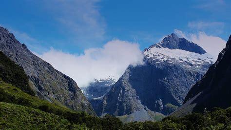 New Zealand Landscapes Youtube