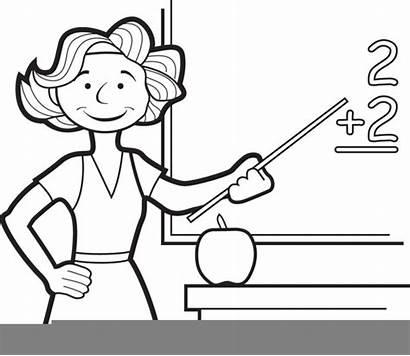 Teacher Clipart Clip Clker Pngio Cliparts Vector
