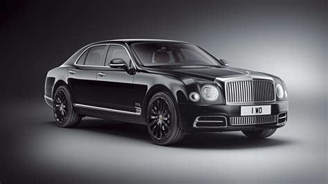 2018 Bentley Mulsanne Wo Edition By Mulliner  Top Speed