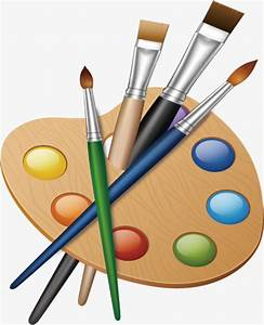 Sketchpad Drawing Tools  Tools Clipart  Brush  Art Png