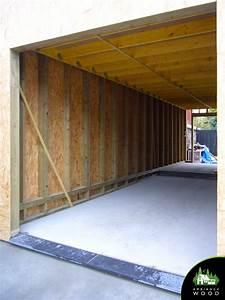 Garage Bois 40m2 : garage extension bois 40m ambiance wood ~ Melissatoandfro.com Idées de Décoration