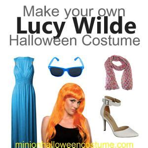 Create Your Own Lucy Wilde Halloween Costume From