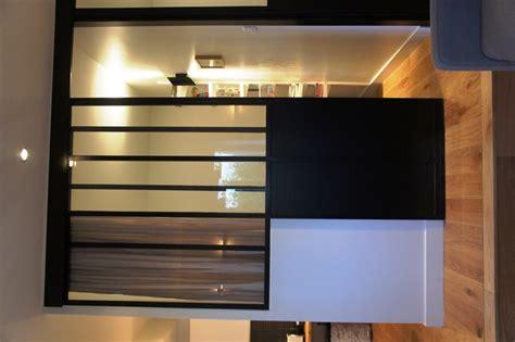 chambre acoustique verrière pour séparer une chambre et un salon
