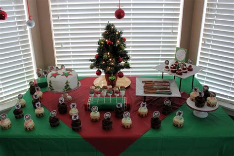 christmas in july birthday party ideas photo 13 of 42