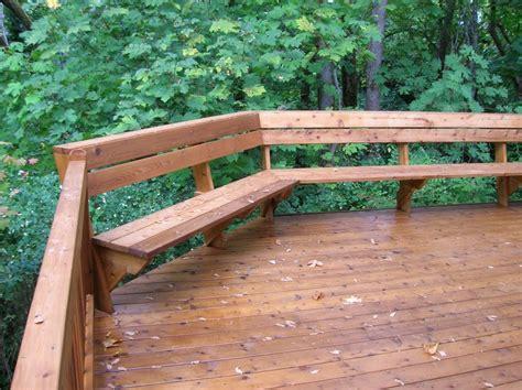 cedar decking vancouver wa  images deck bench