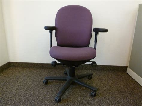 used office chairs steelcase purple drive chairs at