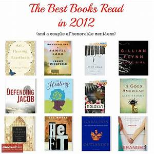 The Best Books Read in 2012
