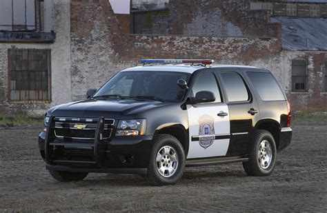 2012 Chevrolet Tahoe Police Special Service Vehicle News