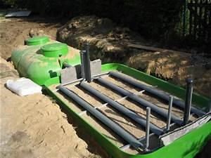 Fosse Toutes Eaux Prix : installation d une fosse septique toutes eaux ~ Edinachiropracticcenter.com Idées de Décoration