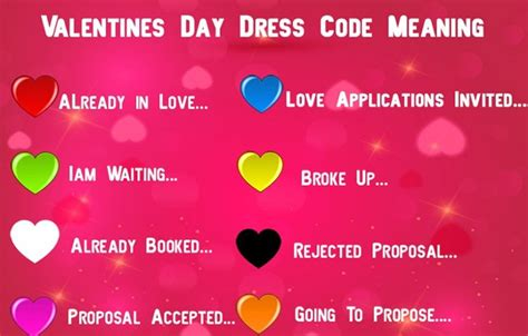 decoding  love status   valentines day dress