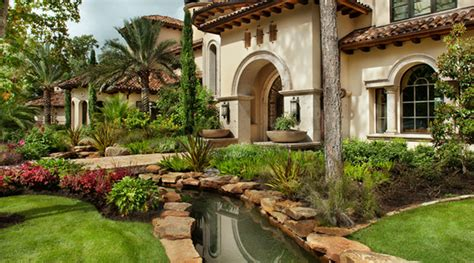 17 Opulent Mediterranean Landscape Designs Are The Daily
