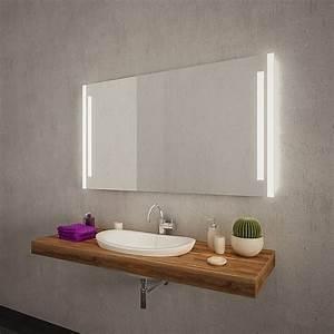 Badezimmer Spiegel Beleuchtung : m12l2v beleuchteter wandspiegel online kaufen ~ Watch28wear.com Haus und Dekorationen