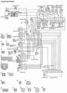 A C Clutch Diagram