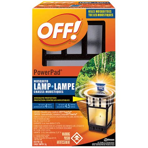 Powerpad L And Lantern by Insect Repellent L Rona
