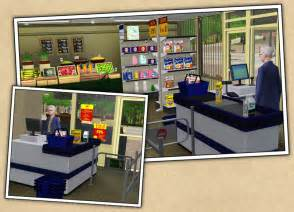 Sims 3 Grocery Store