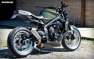 Moto Custom A2 : moto triumph hellas triumph street triple 675 custom by ramarro automotive pinterest ~ Medecine-chirurgie-esthetiques.com Avis de Voitures