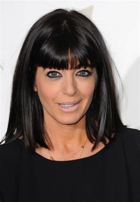 Claudia Winkleman   Best Bob Haircuts For All Hair Types ...