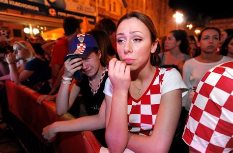 These Are The Saddest World Cup Fans Earth Huffpost