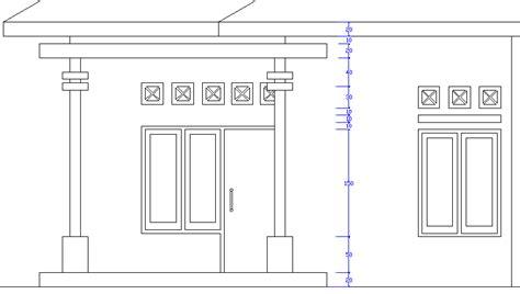 tutorial membuat desain rumah   max contoh