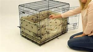 top 10 best dog crates or cages list 2017 youtube With best dog crates for puppies